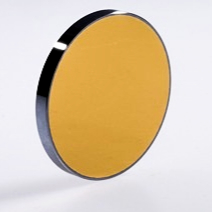 Total Reflector, Si, Gold Coated,10.6µm